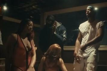 "B.o.B & Scotty ATL Feat. Project Pat ""Pretty Fine Stripper"" Video"