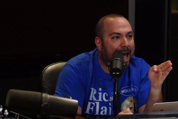 Peter Rosenberg Loses It On Police Officer Over Alton Sterling Killing