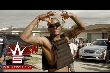 "AD Feat. YG ""Thug"" Video"