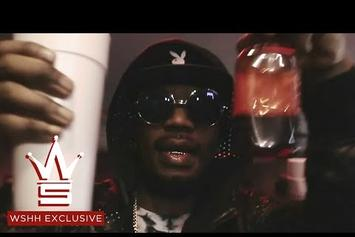 "Juicy J ""Act"" Video"