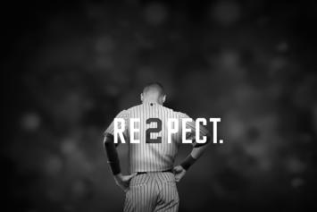 "Nike Resigns Derek Jeter, Will Be Releasing ""RE2PECT"" Line Of Jordan Brand Gear"