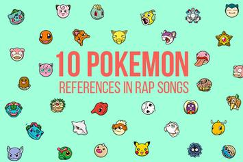 My Diamonds They Say Pikachu: 10 Pokemon References In Rap Songs