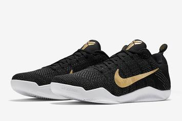 """Nike Unveils Official Images Of The """"Great Career Recall"""" Kobe 11"""