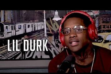 Lil Durk On Ebro In The Morning