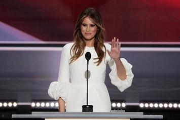A Collection Of The Funniest #FamousMelaniaTrumpQuotes