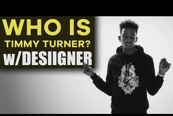 Who is Timmy Turner? Desiigner Explains