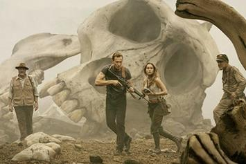 "Watch The Official Trailer For ""Kong: Skull Island"""