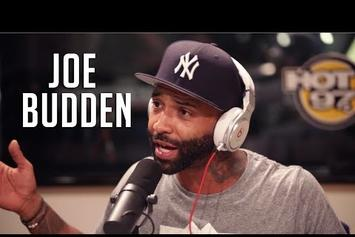 Joe Budden Freestyles On Funk Flex