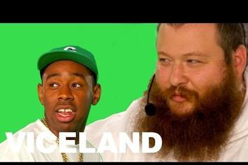 "Tyler, The Creator Watches ""Ancient Aliens"" With Action Bronson & Friends"