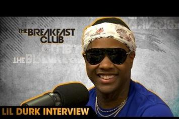 Lil Durk On The Breakfast Club