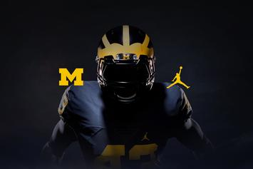 Jordan Brand Officially Unveils University Of Michigan Gear And Apparel