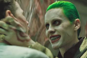 "Jared Leto Says Playing The Role Of Joker In Suicide Squad Has ""Changed Him Forever"""