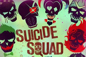 """Listen To The """"Suicide Squad"""" Soundtrack Featuring Lil Wayne, Wiz Khalifa, Rick Ross, & More"""