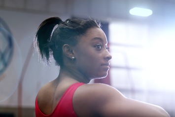 "Watch Simone Biles' Newest Nike Commercial Ft. Beyonce's ""Jealous"""