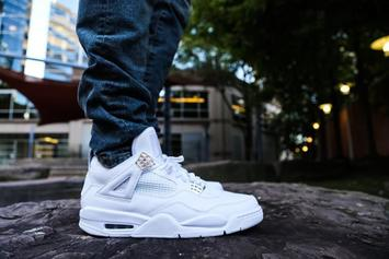 "The ""Pure Money"" Air Jordan 4s Will Be Releasing Next Year"