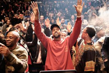 Kanye West Confirms Yeezy Season 4 Will Be Unveiled On The First Day Of NYFW