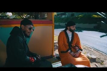 "A Tribe Called Red Feat. Yasiin Bey, Narcy ""R.E.D."" Video"
