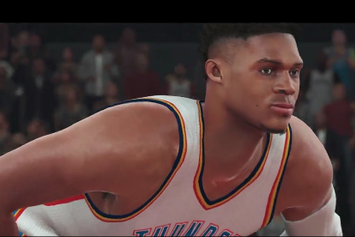 Check Out The Latest Trailer For NBA 2K17
