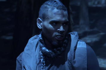"Chris Brown ""Grass Ain't Greener"" Video"