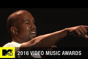 Watch Kanye West's Full 2016 VMAs Speech [Transcript Included]