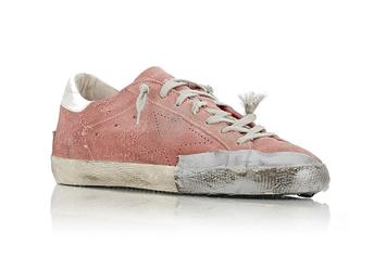 """Distressed"" Golden Goose Shoes Are Really Selling For $585 At Barneys"