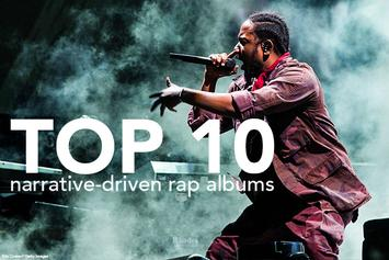Top 10 Narrative-Driven Rap Albums