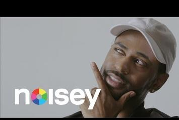 "Big Sean Responds To YouTube Comments On ""IDFWU"" Video"