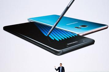 Samsung Recalls All Galaxy Note 7 Phones Due To Exploding Battery Issues