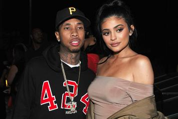 Tyga Reportedly Had His Maybach Repossessed Shortly Before His Ferrari