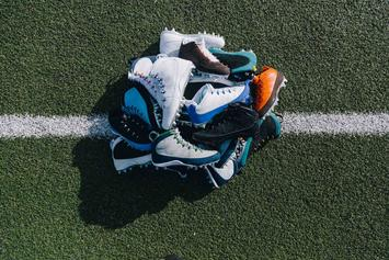 Jordan Brand Celebrates The NFL Season With New Air Jordan 9 Cleats