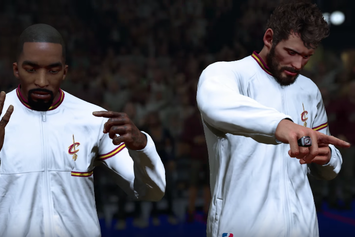 New NBA 2K17 Trailer Shows Off The Game's Impeccable Graphics