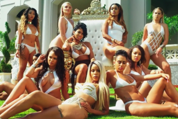 "Rick Ross ""Same Hoes"" Video"