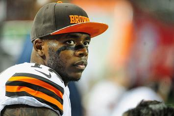 Arrest Warrant Issued For Cleveland Browns' Josh Gordon