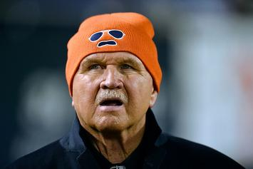 "Mike Ditka To Colin Kaepernick: ""If You Don't Like The Country, Get The Hell Out"""