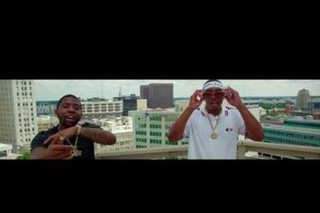 "HotRod SKM Feat. YFN Lucci ""La Familia"" Video"