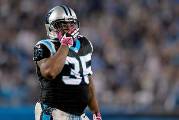 Mike Tolbert Pays $3,900 Auto Shop Bill In Coins After Dispute With Owner