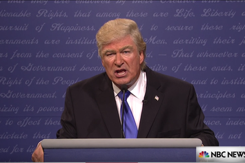 Watch SNL's Hilarious Parody Of The Presidential Debate