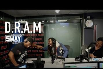 D.R.A.M. Drops Some Hilarious Bars In His Sway In The Morning Freestyle
