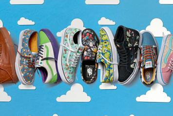 "Release Reminder: Vans ""Toy Story"" Collection Drops Tomorrow"