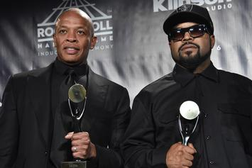 Dr. Dre & Ice Cube Dismissed From Lawsuit Over Suge Knight's Fatal Hit-And-Run