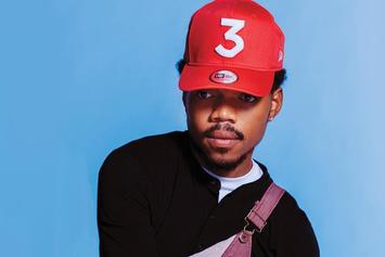"Chance The Rapper Is Releasing ""Chance 3"" New Era Caps Just In Time For Halloween"