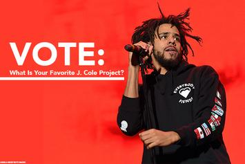 Vote: What Is Your Favorite J. Cole Project?