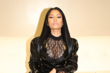Nicki Minaj Twerks Like Never Before At Tidal X Concert
