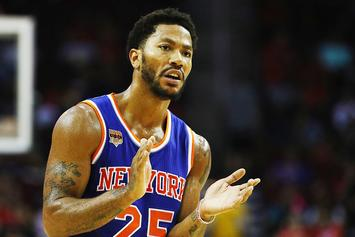 Derrick Rose Cleared Of All Charges In Rape Case