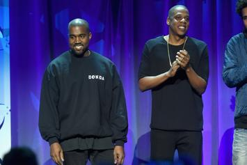 Kanye West Upset At Jay Z For Not Coming To See Him After Kim's Robbery