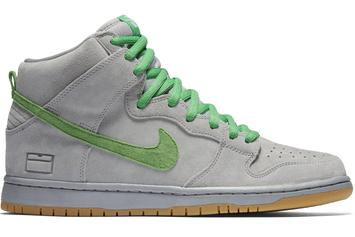 """Silver Box"" Nike SB Dunk High To Release Tomorrow"