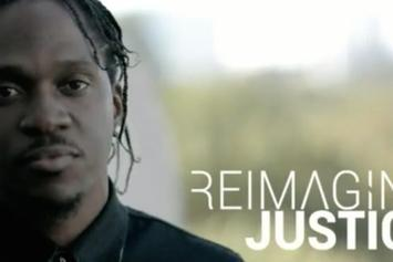 Pusha T Appears In PSA For Marijuana Legalization In California
