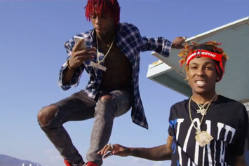 """Famous Dex Feat. Rich The Kid """"New Wave"""" Video"""