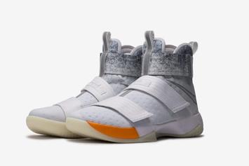 Release Reminder: John Elliott x Nike Zoom Soldier 10 Drops Tomorrow