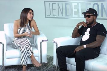 "Jeezy Talks Success, ""Trap Or Die 3"", & More With Jen DeLeon"
